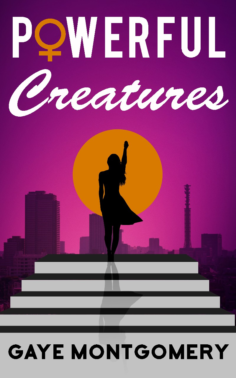 Design a Kindle eBook Cover for Book about women becoming their most powerful