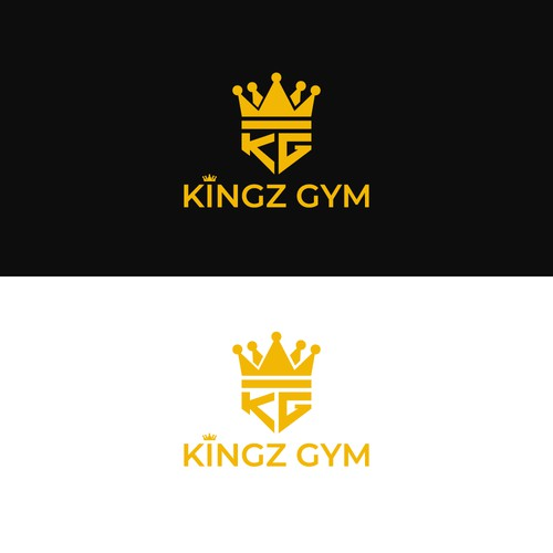 Gym logo monogram