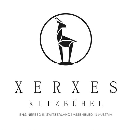 Luxury logo for Xerxes
