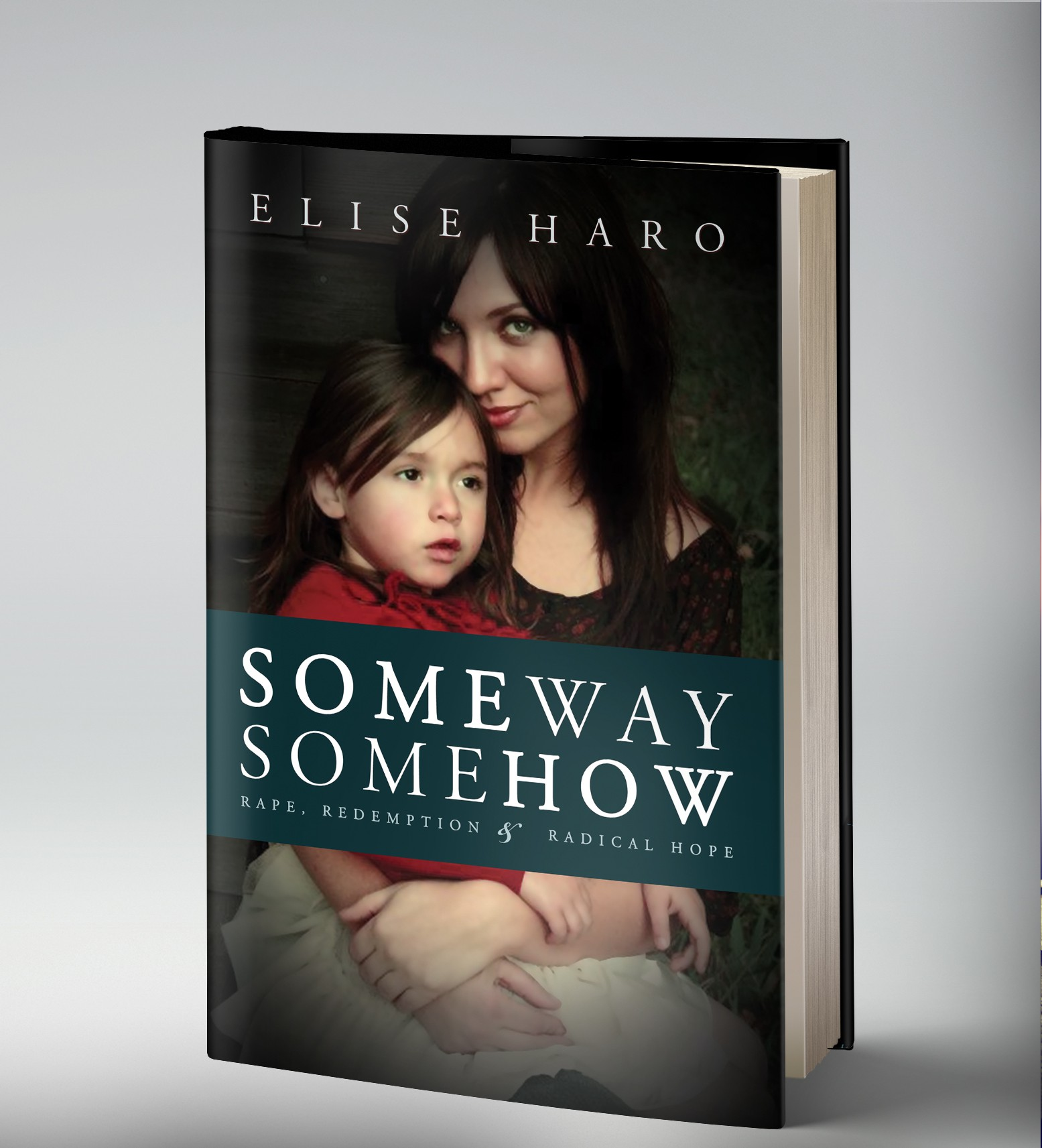 Create A Book Cover For A Moving Autobiography