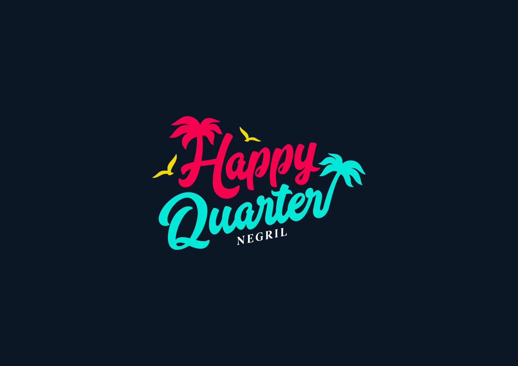 Design a cool logo for a Jamaican Beach Bar Concept