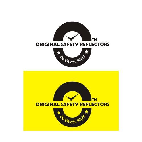 original safety reflectors