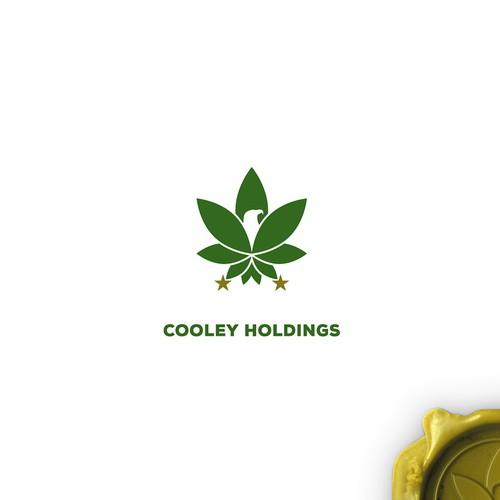 Cannabis Leaf as Eagle!