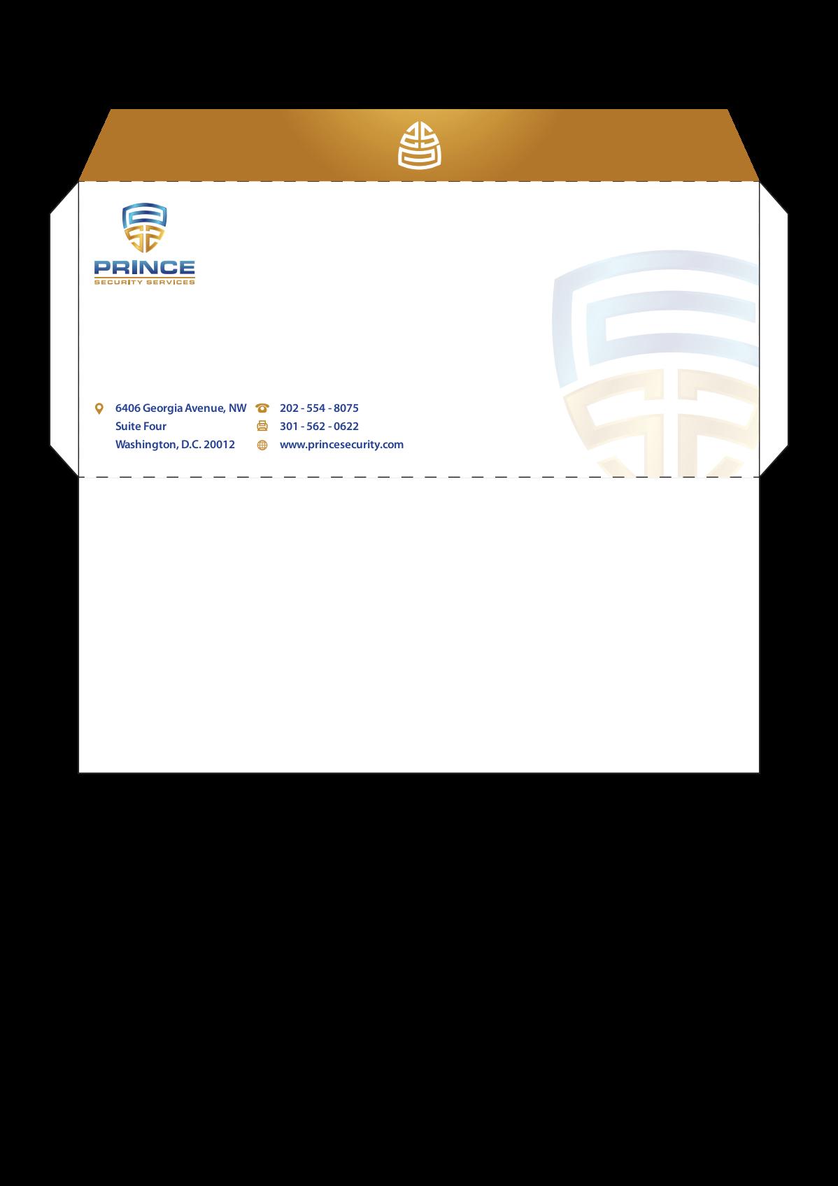 New Address on letterhead