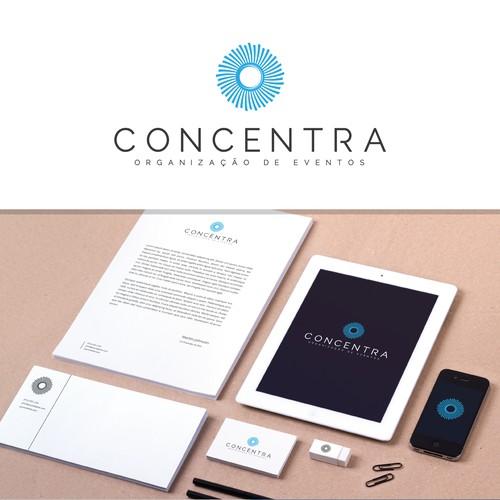 Concentra Logo Design