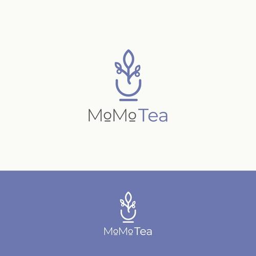 Logo for tea