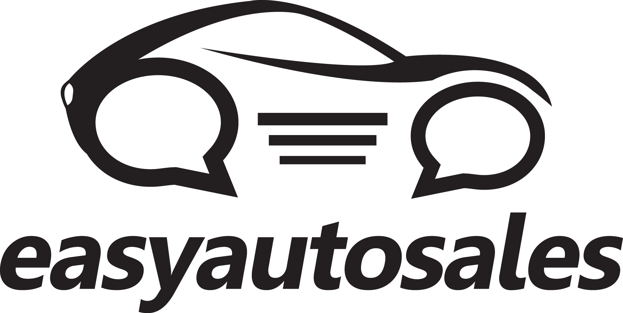 Create an iconic logo for EasyAutoSales.com