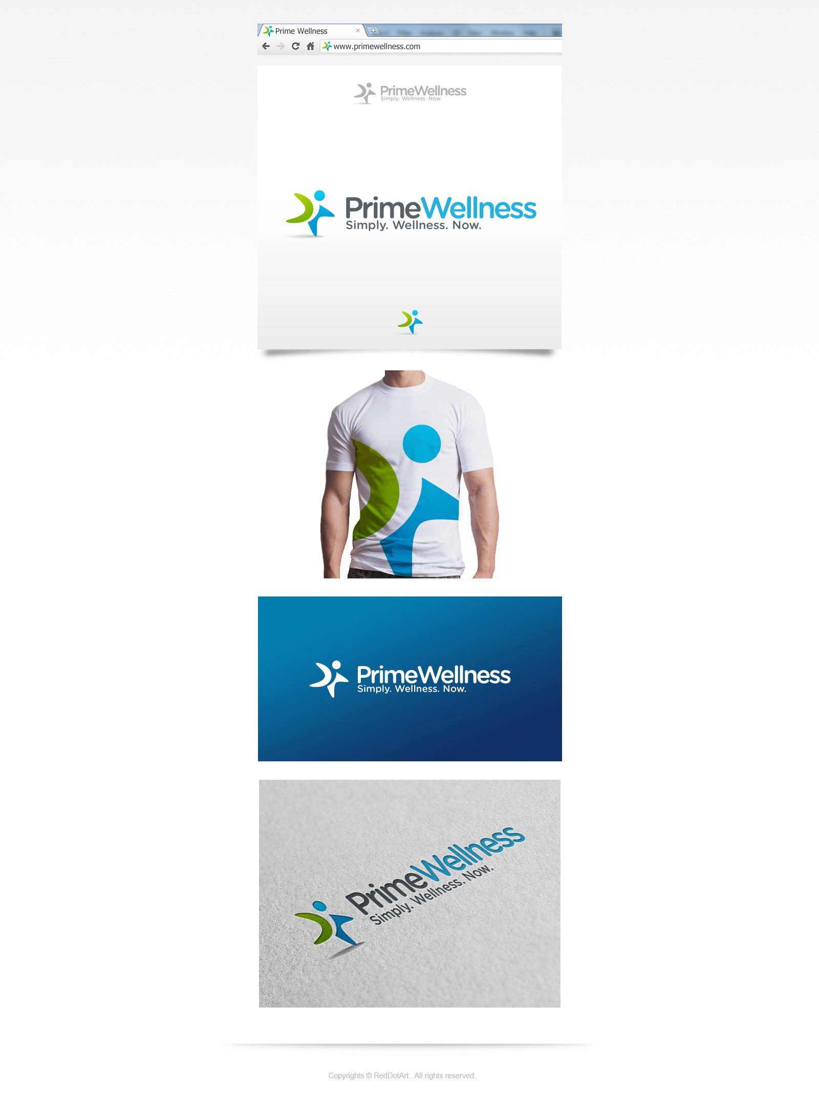 logo for PrimeWellness