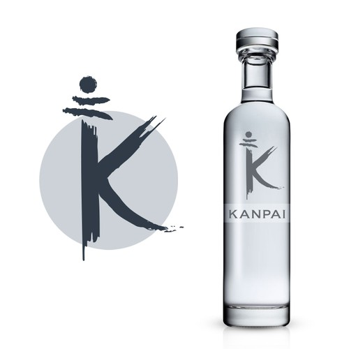 Create a logo for a new line of liqueurs
