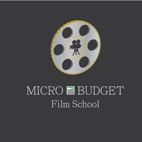 New logo wanted for Micro Budget Film School
