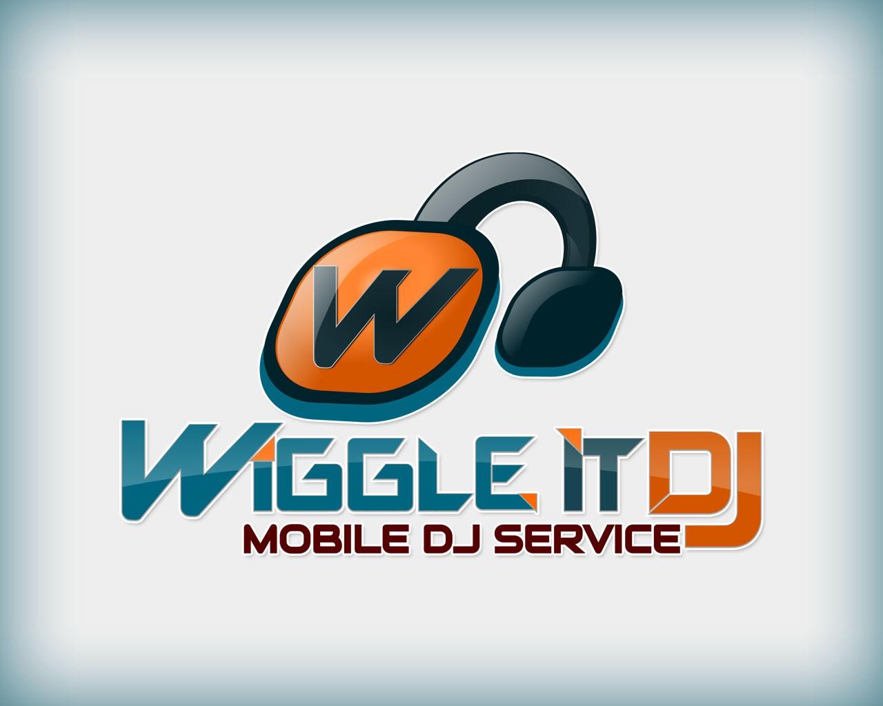 logo for Wiggle It DJ