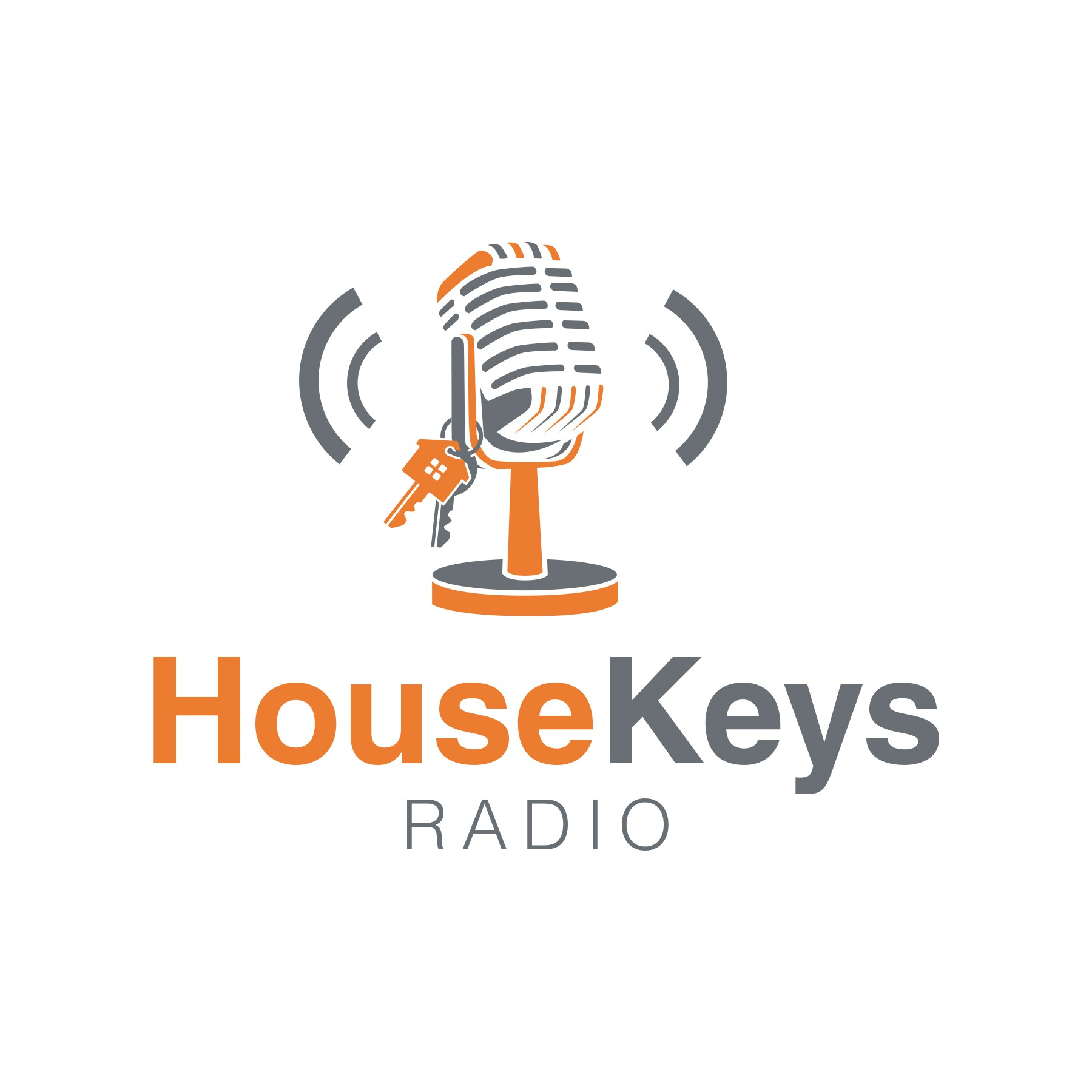Design a Logo for an Educational Radio Show to Help Everyday Households
