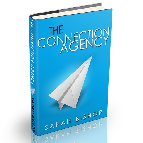 The Connection Agency needs a new book or magazine cover