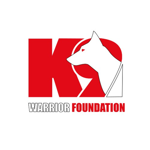 NONPROFIT logo for K9 Warrior Foundation