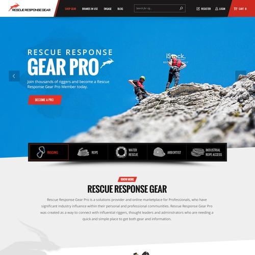 Rescue Gear Pro