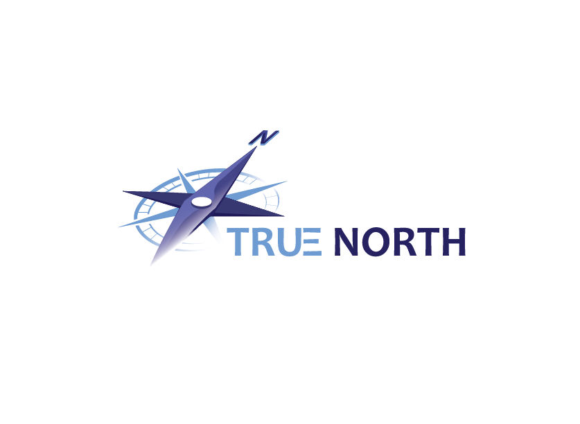 """""""CONSTRUCT"""" a winning logo for TRUE NORTH PROJECTS P/L**"""