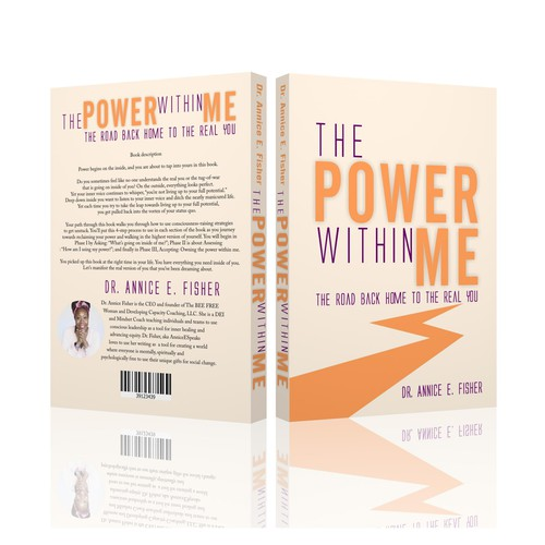 Simple Strong Typography Book Cover