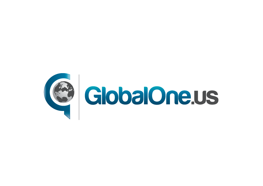 Help GlobalOne.Us with a new logo