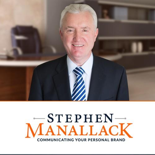 Stephen Manallack Logo