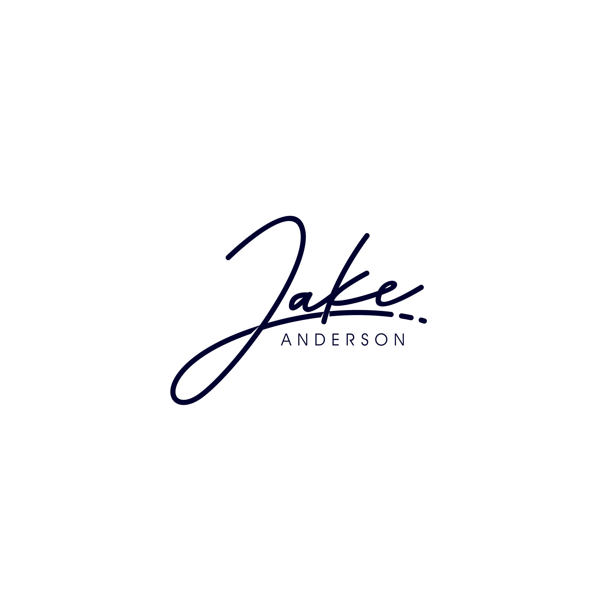 Signature Logo for Personal Brand