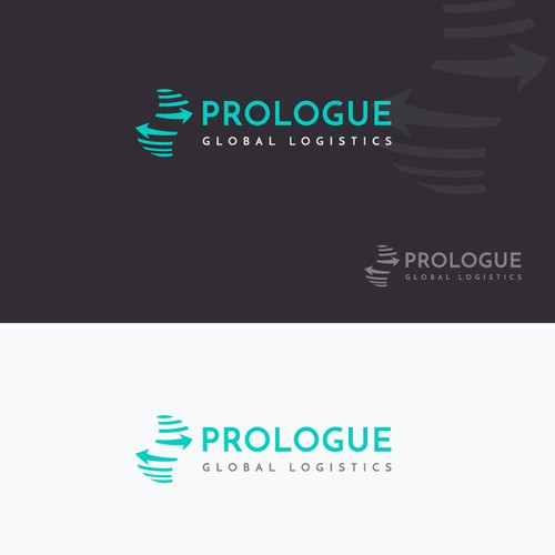 Logo for Global Logistic Company