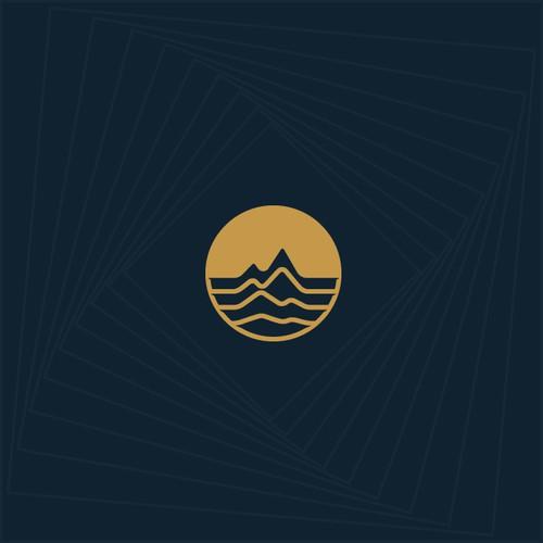 Fluid State Concept Logo