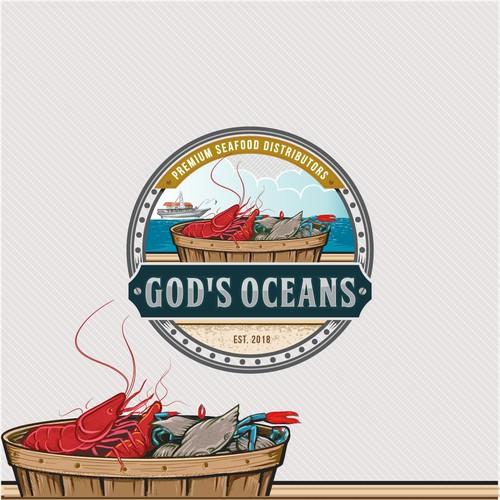 seafood distributor logo