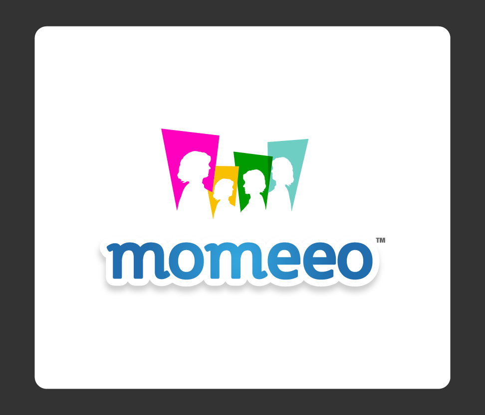 Start-up mother's network Momeeo needs its launch logo