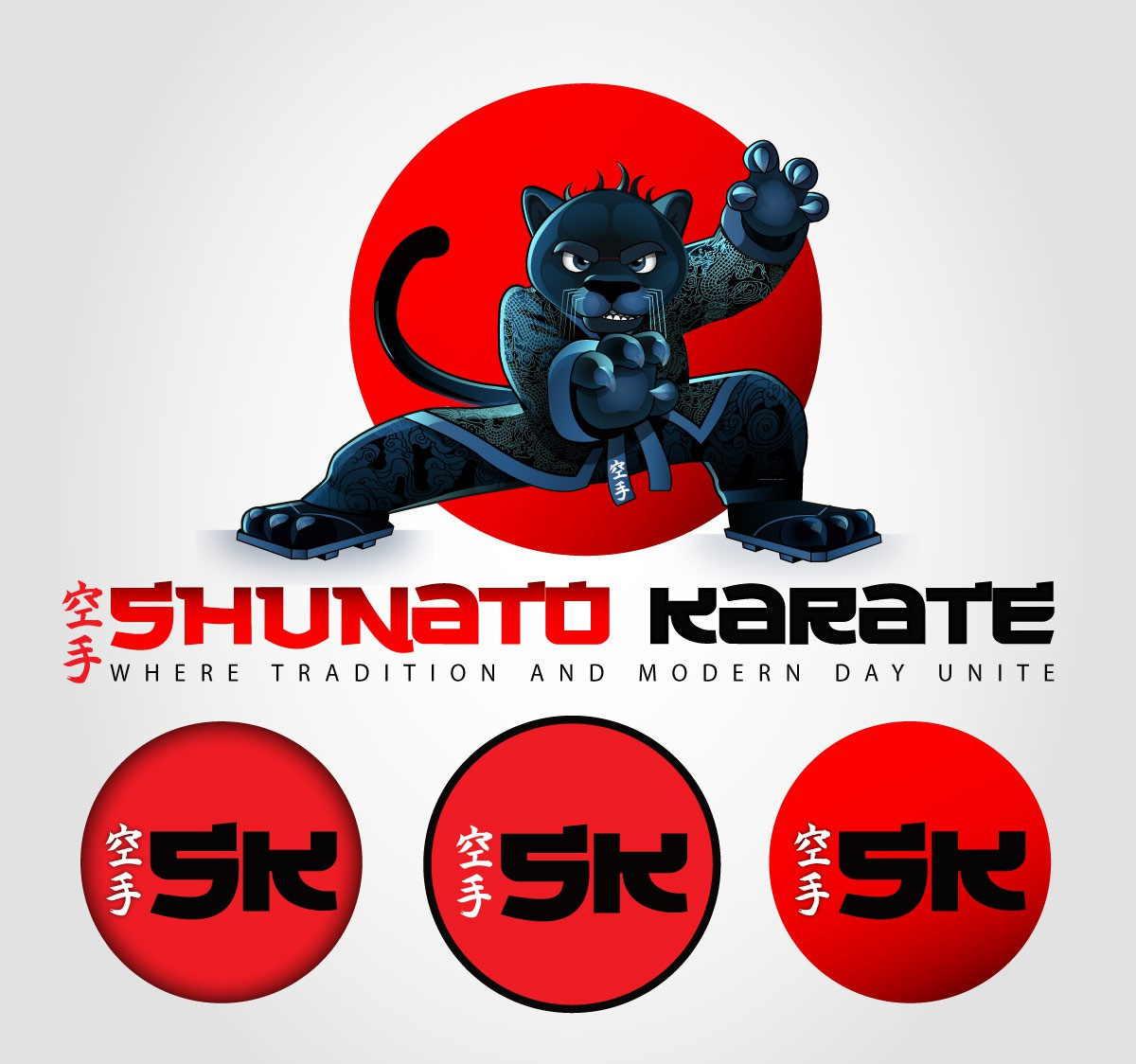 New logo wanted for Shunato Karate