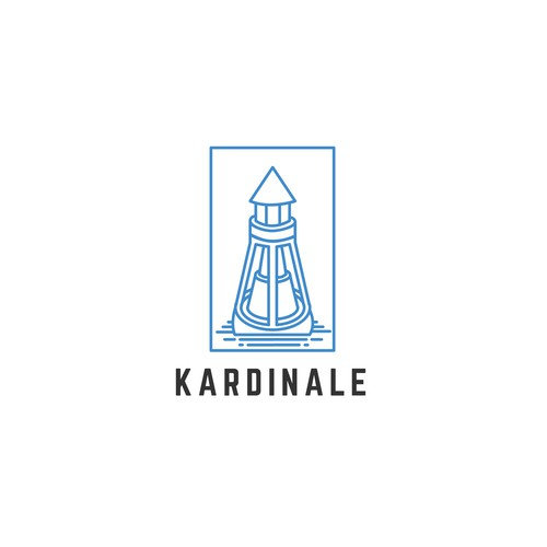 Buoy Logo for Consulting Agency Called Kardinale