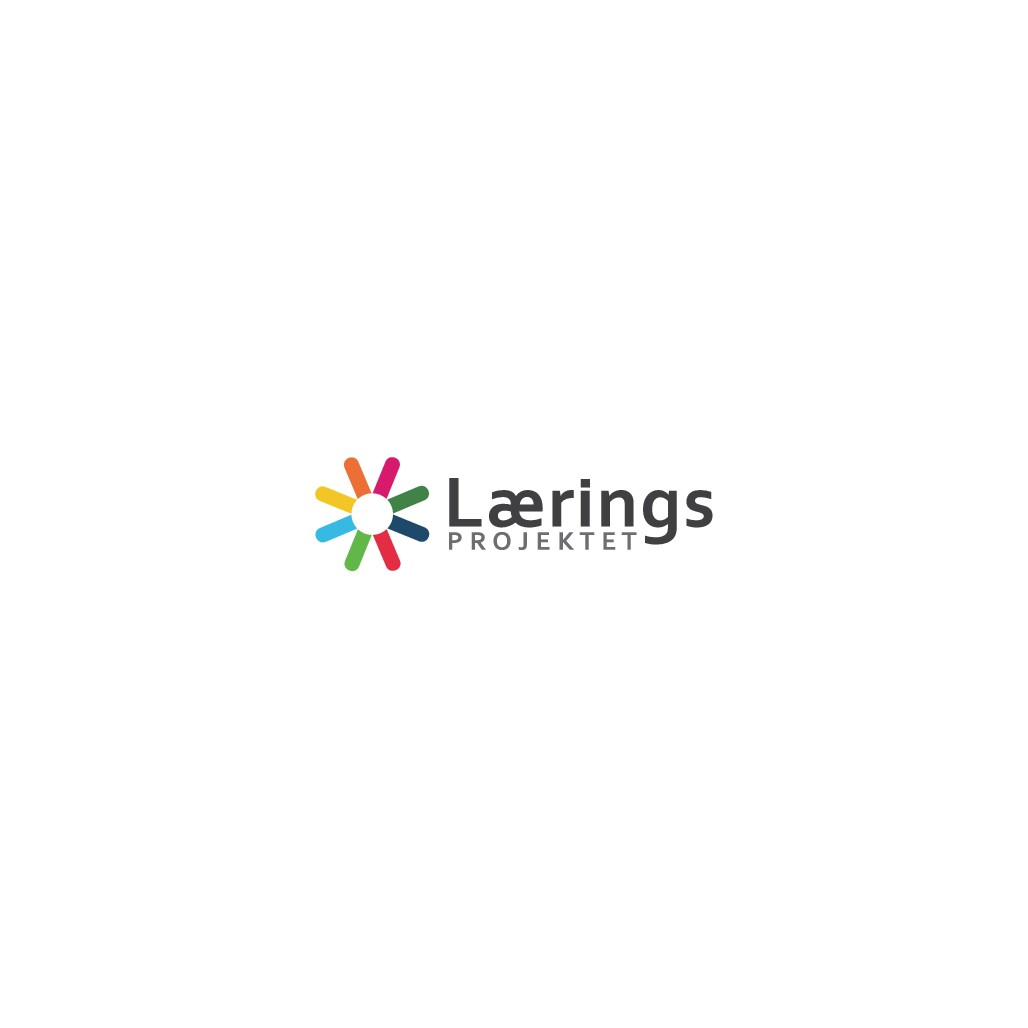 Our new logo to promote a new danish learning paradigm