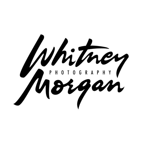Logo for a wedding photographer
