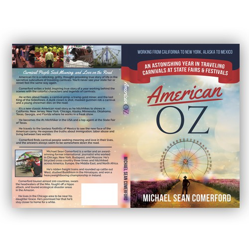 American Oz Book Cover