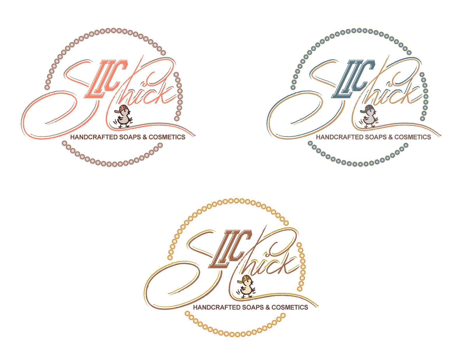 Loyal Customer. Give me a great logo and I'll continue to do business with you.