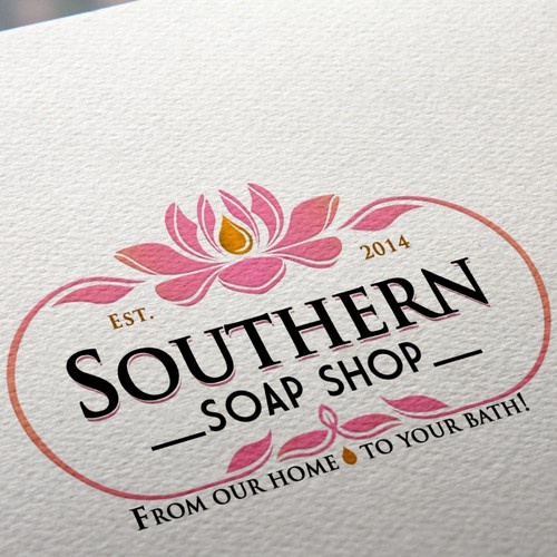 Logo for Southern Soap Shop