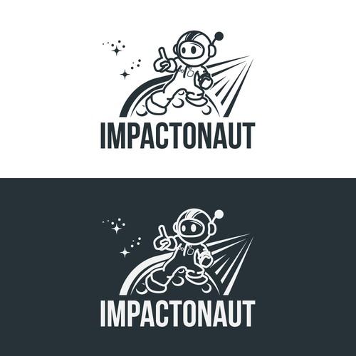 Imapctonaut logo