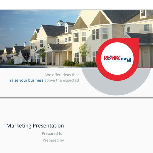 powerpoint presentation template for  remax