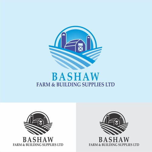 Logo for Bashaw Farm
