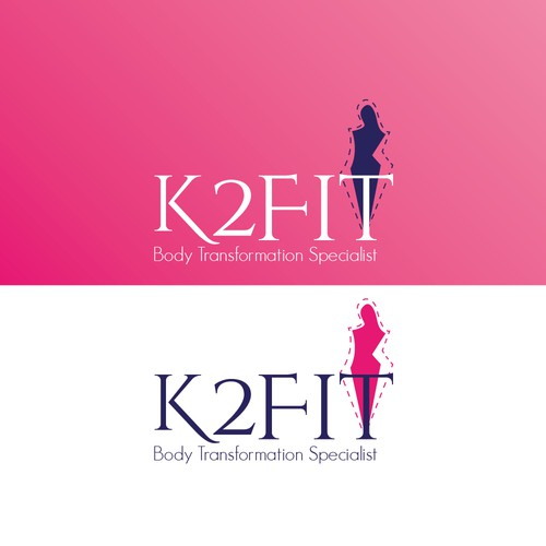 Logo for fitness bussines