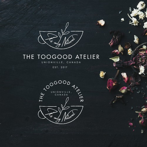 Logo Design for Tea Atelier
