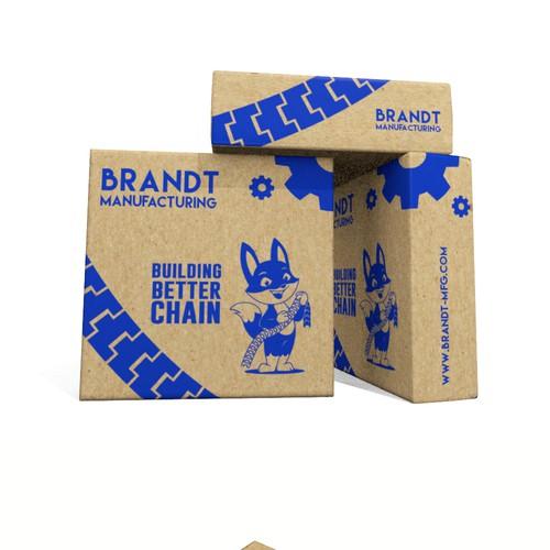 Box Design Chain Product