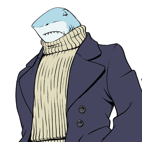 Be Famous ...create Sharkman :-)