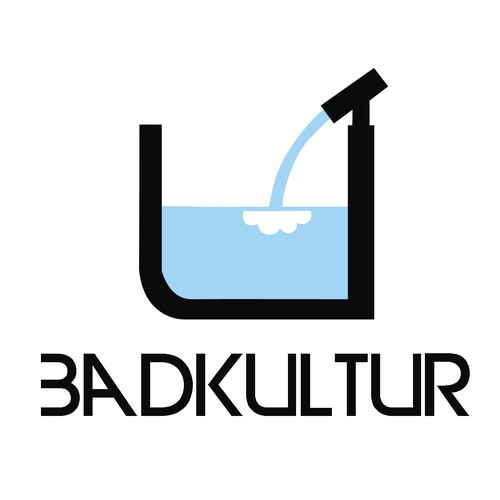 Logo for Badkultur (Switzerland)