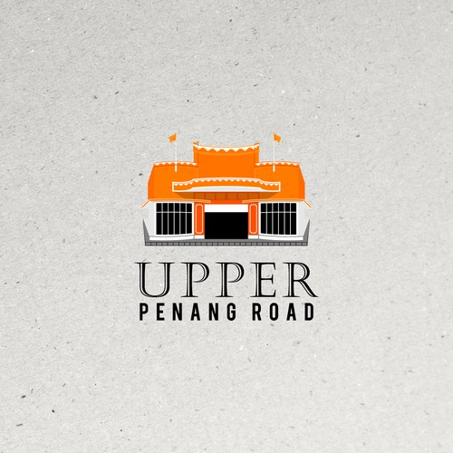 Design a corporate logo for heritage related business Upper Penang Road