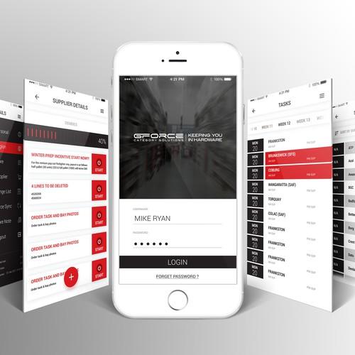 Emp. Management app