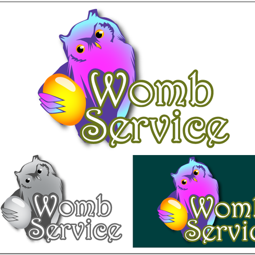 Womb Service needs a new logo