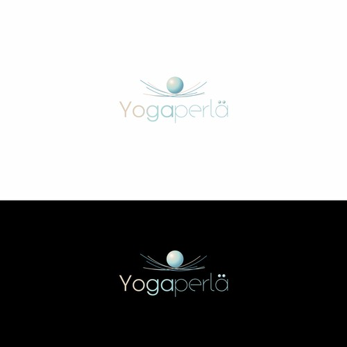 Logo for  yoga teacher and therapist