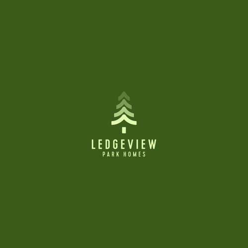 Logo Design for Ledgeview