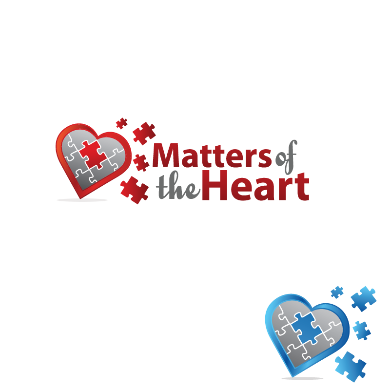 Help Matters of the Heart with a new logo