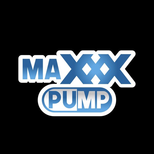 MaXXXPump (runner up logo)